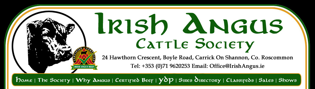 Irish Angus Cattle Society